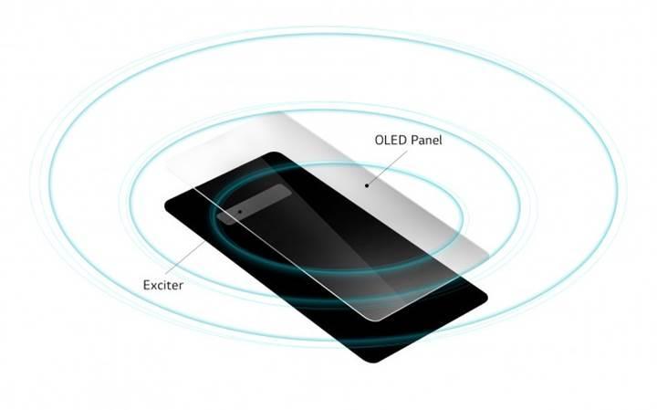 LG G8 ThinQ, OLED ekranını hoparlör olarak kullanacak