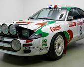 1994 Toyota Celica ST185 Turbo Group A Rally Car / €207,000