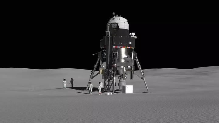 NASA, 2028 yılında Ay'a tekrar astronot göndermeyi planlıyor