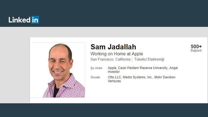 Eski Microsoft çalışanı, akıllı ev teknolojilerini geliştirmek için Apple'a katıldı