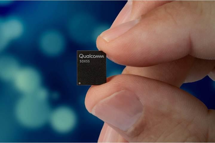Qualcomm ikinci 5G modemini de duyurdu