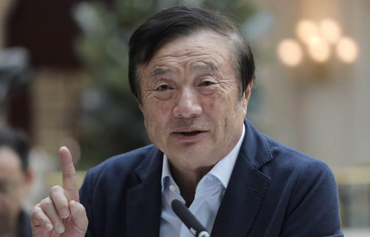 Huawei'nin kurucusu: