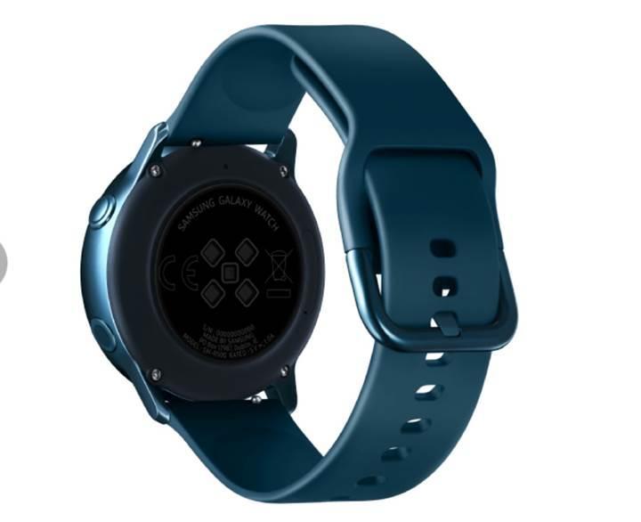 Galaxy Watch Active duyuruldu: İşte özellikleri ve fiyatı