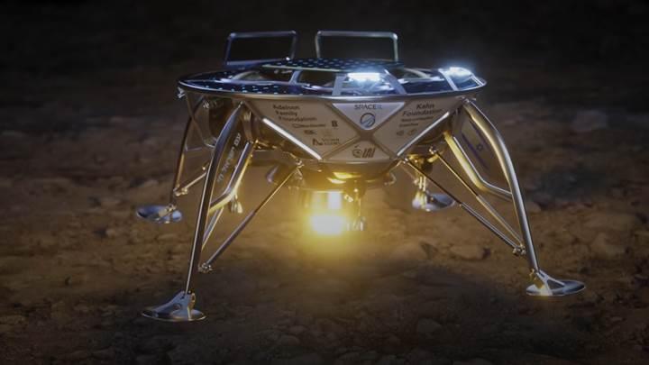 İsrailli şirket Ay'a gidiyor! Tarihi anları buradan canlı izleyin (GÜNCELLEME)