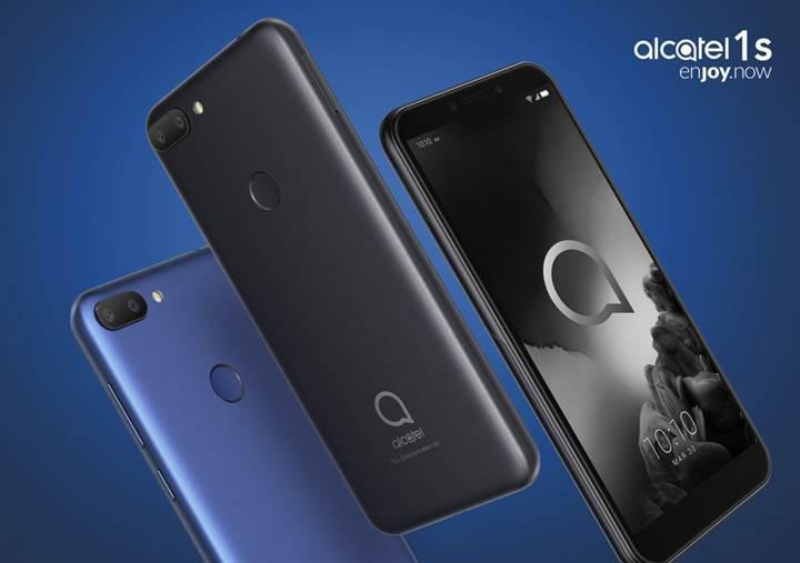 Alcatel MWC 2019'da 3 yeni akıllı telefon modelini tanıttı