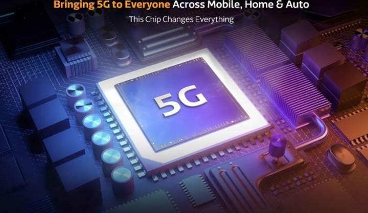 MediaTek, çok modlu Helio M70 5G modemini duyurdu
