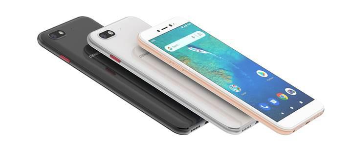 Android Go işletim sistemli GM 6 d 2019 Edition tanıtıldı