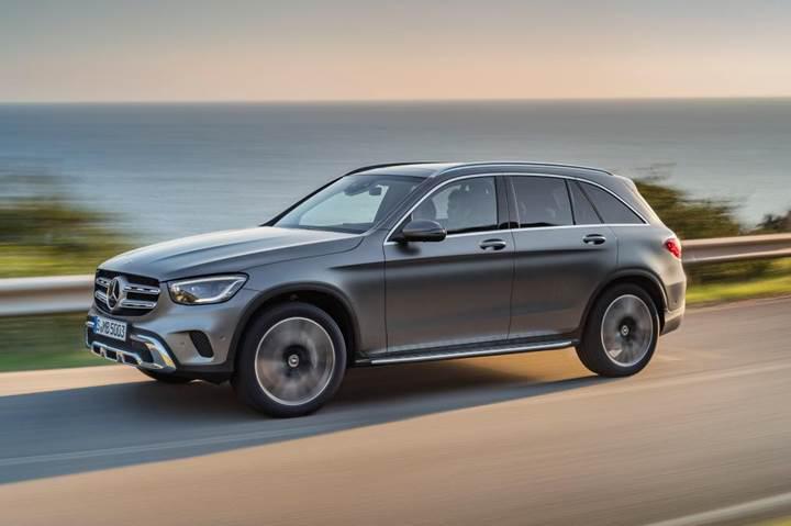 2019 Mercedes-Benz GLC tanıtıldı: Yeni motorlar, yeni teknolojiler