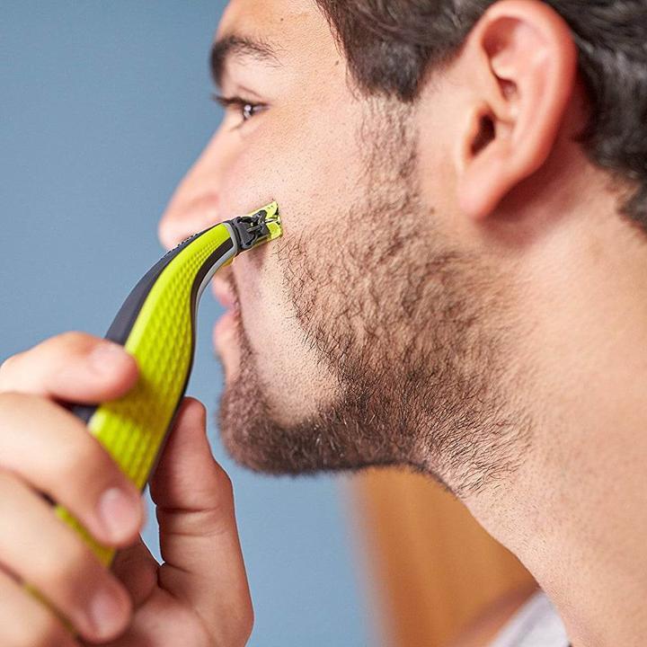 Tıraş bıçağına teknolojik dokunuş: Philips OneBlade