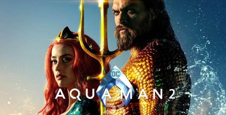 Aquaman 2 filminin vizyon tarihi belli oldu