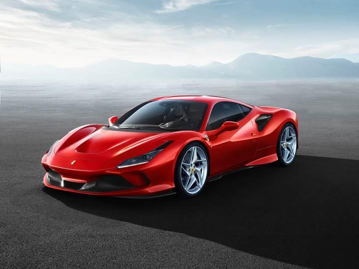 Ferrari'nin 720 beygirlik yeni canavarı tanıtıldı: Ferrari F8 Tributo