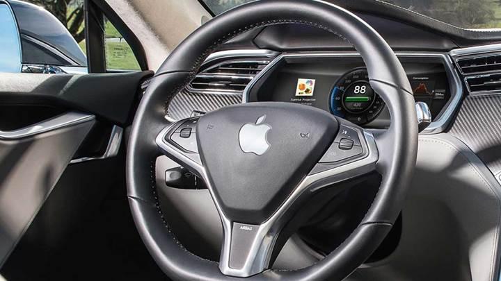 Apple sürücüsüz otomobil projesinde çalışan 190 kişiyi işten çıkarıyor