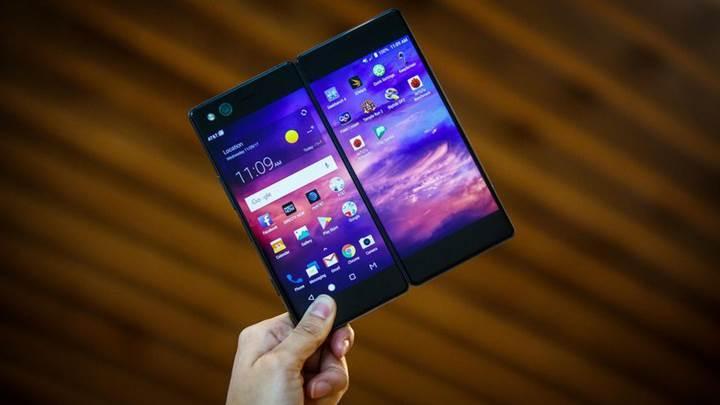 ZTE'nin katlanabilir akıllı telefon patenti ortaya çıktı