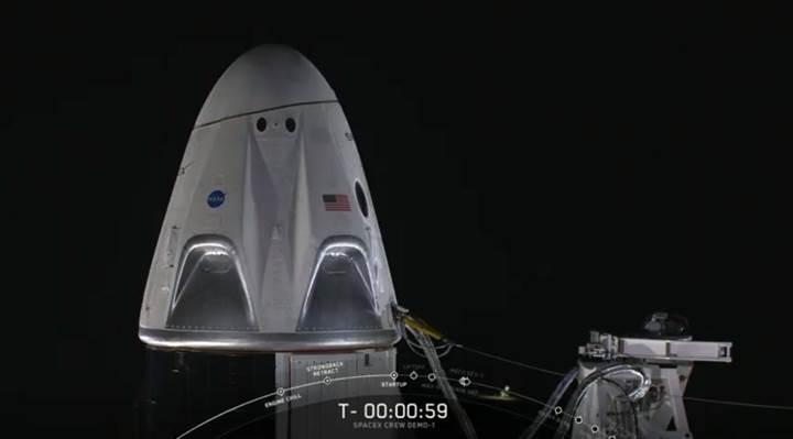 SpaceX, yeni uzay kapsülünü ilk kez fırlattı: İşte detaylar