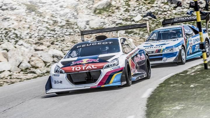 Peugeot Volkswagen'e meydan okudu: Bu rekor benzinli araçla bile kırılabilir