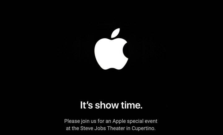 Apple'ın 25 Mart etkinliği resmileşti
