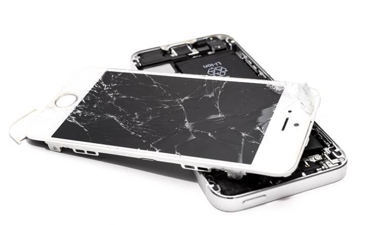 Kırık cep telefonu ekranlarını onaran yerli girişim