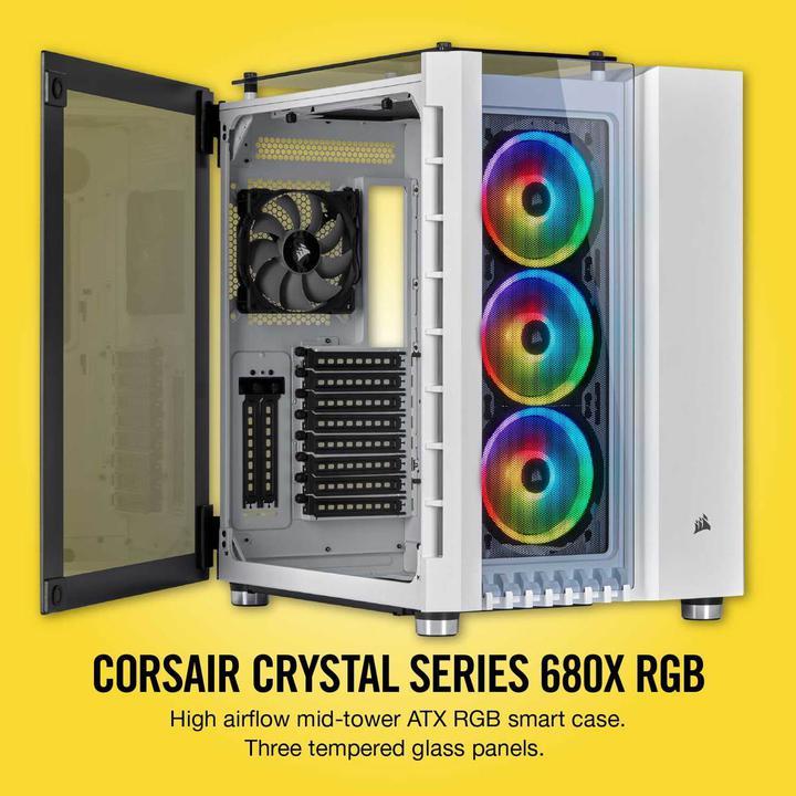 Corsair farklı ihtiyaçlara yönelik iki yeni orta boy kasasını duyurdu