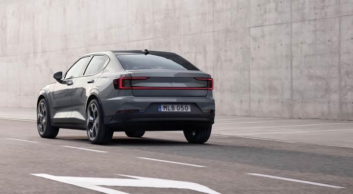 Volvo'nun elektrikli araç markası Polestar'ın bir sonraki modeli SUV olacak