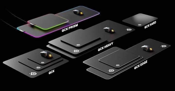 SteelSeries Mousepad Modelleri Özellikleri ve Tasarımları