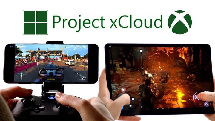 Microsoft, xCloud oyun akışı hizmetini tanıttı