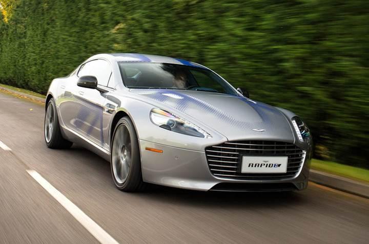Yeni James Bond filminde kullanılacak otomobil belli oldu