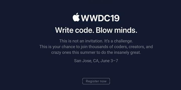 Apple Geliştiriciler Konferansı 3-7 Haziran'da yapılacak