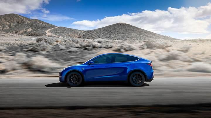 Tesla Model Y resmi olarak tanıtıldı! İşte özellikleri ve fiyatı
