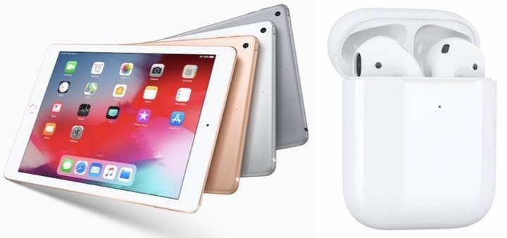 Apple yeni Airpods ve iPad modelleri üzerinde çalışıyor