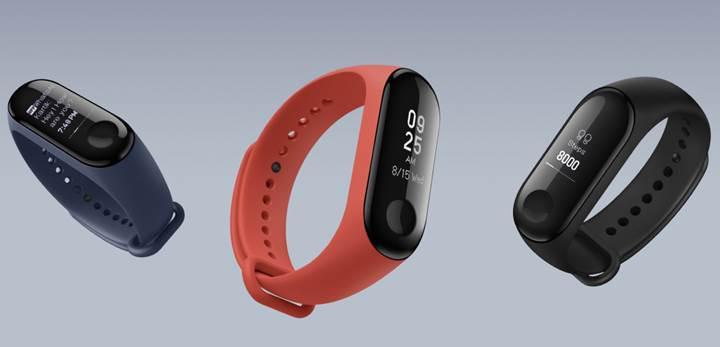 Xiaomi Mi Band 4 bu yıl içinde gelecek