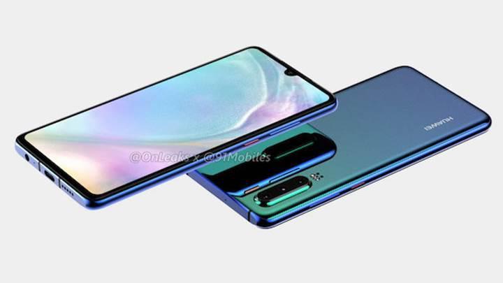 Huawei P30 serisi, yüksek fiyat etiketiyle gelecek