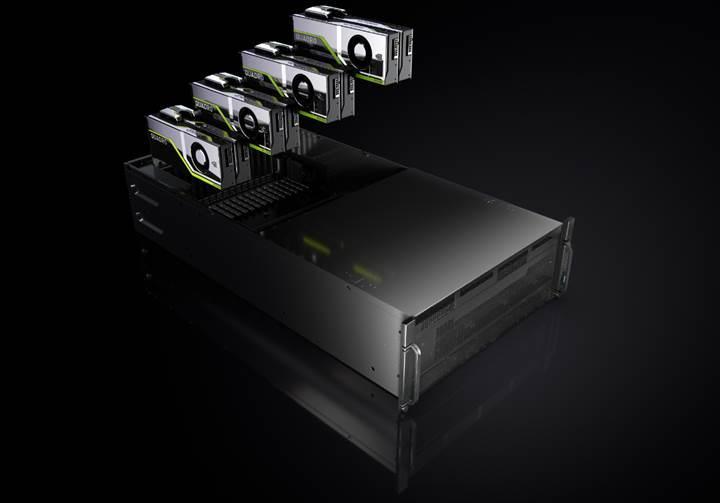 Sunuculara 1280 RTX kartlı modül takviyesi