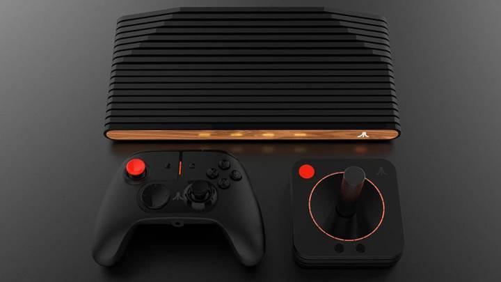 Atari VCS donanım değişikliğine gidiyor, yıl sonuna ertelendi