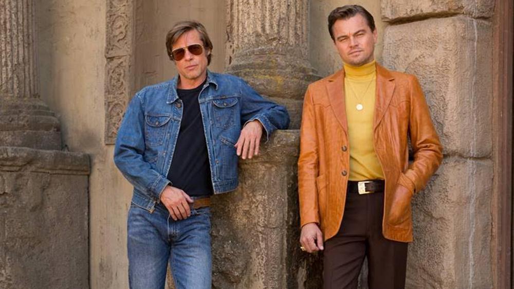 Tarantinonun Yeni Filmi Once Upon A Time In Hollywood Için Ilk