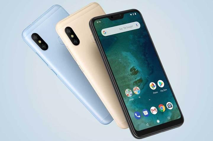 Xiaomi, ekran üzerinden parmak izi sensörlü Android One telefon hazırlığında