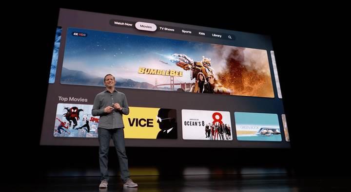 Apple TV uygulaması artık daha farklı