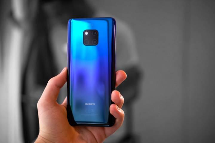 7 nm'lik Kirin 985 ile güçlendirilecek ilk telefon Huawei Mate 30 olacak