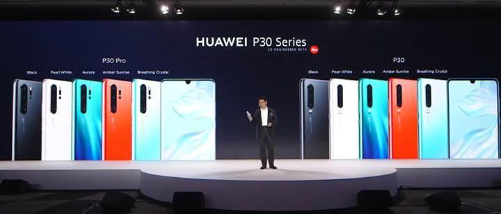 Huawei P30 Pro tanıtıldı! Huawei P30 Pro özellikleri