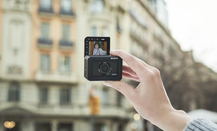 Sony yeni aksiyon kamerası RX0 II modelini duyurdu