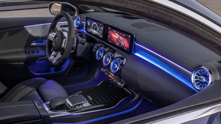 2019 Mercedes-AMG A35 4MATIC Sedan tanıtıldı