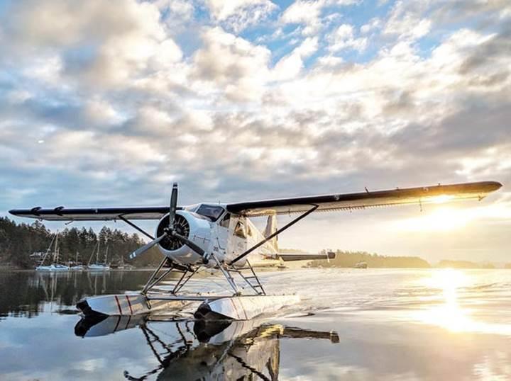 Kuzey Amerika'nın en büyük deniz uçağı filosu tamamen elektrikli oluyor