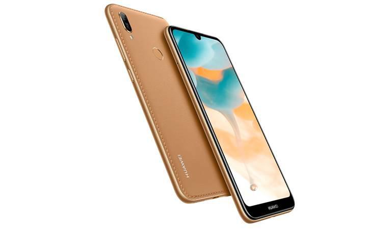 Huawei Y6 Prime 2019 duyuruldu