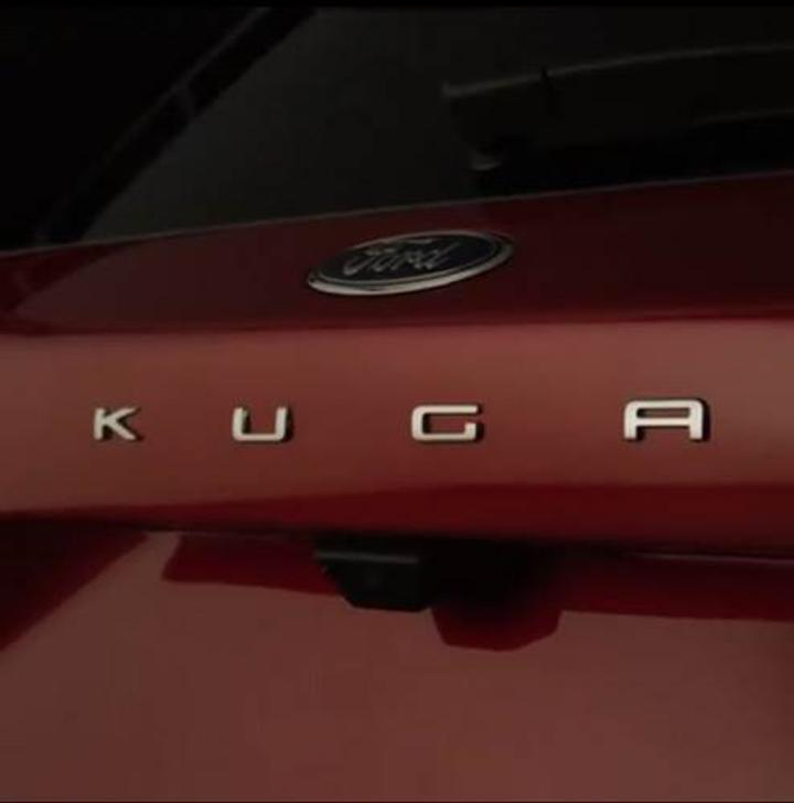 Yeni Ford Kuga'nın ne zaman tanıtılacağı belli oldu