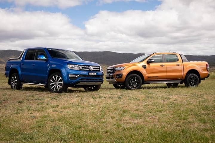 Volkswagen Amarok'un mirasçısı Ford Ranger platformunda üretilecek