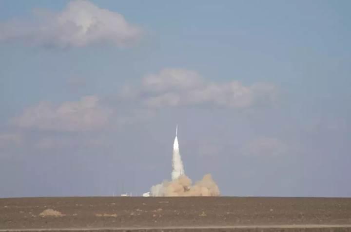 Çinli şirketin geliştirdiği roket uzaya ulaşamadı: İşte o anlar