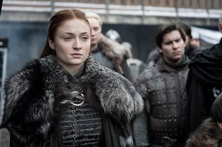 Game of Thrones 8. sezonundan yeni fotoğraflar paylaşıldı