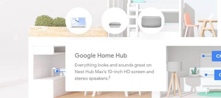 Google, yanlışlıkla yeni akıllı ekranı Nest Hub Max'i ortaya çıkardı
