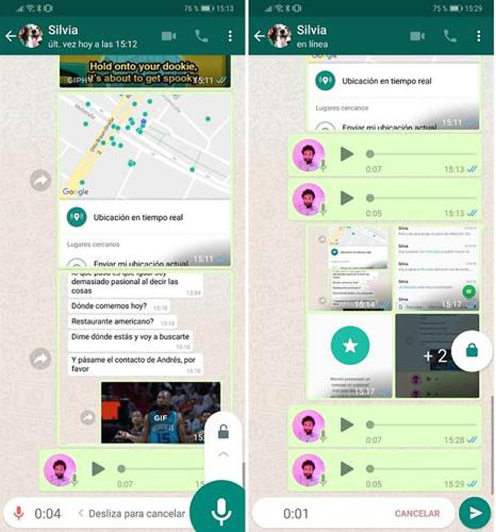 WhatsApp uygulamasında artık sesli mesajlar art arda dinlenebilecek