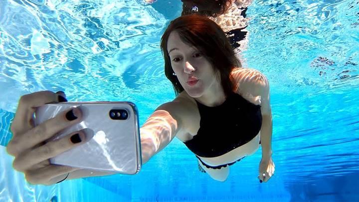 Apple, iPhone kameralarının sualtı çekim özelliklerini geliştirmeye çalışıyor