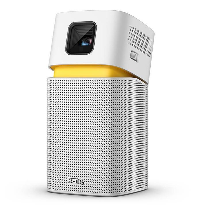 Taşınabilir BenQ GV1 projeksiyon cihazı satışta